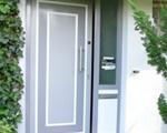 Umgestaltung Haustür und Eingangsbereich